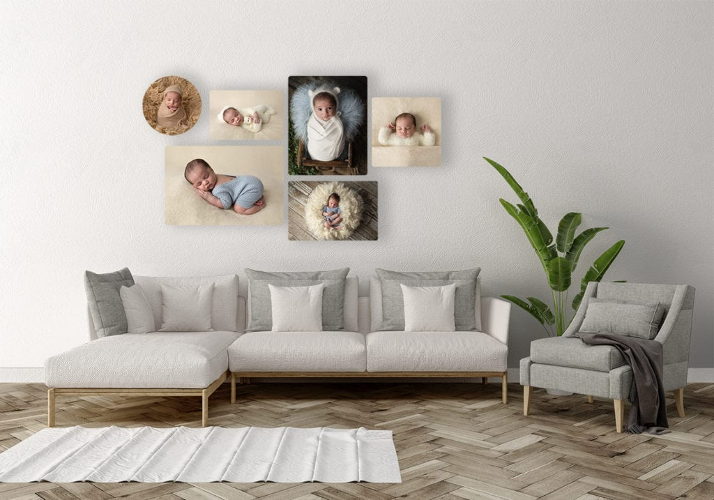 MYLES Collection - Wood prints