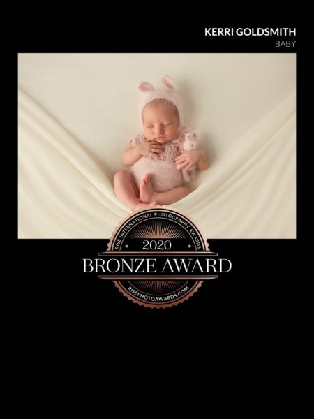 Rise Photo Awards - Bronze Award Baby
