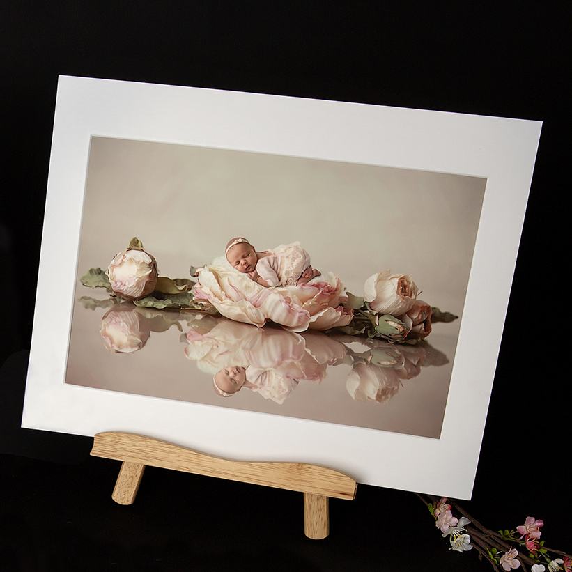 Composite digital print