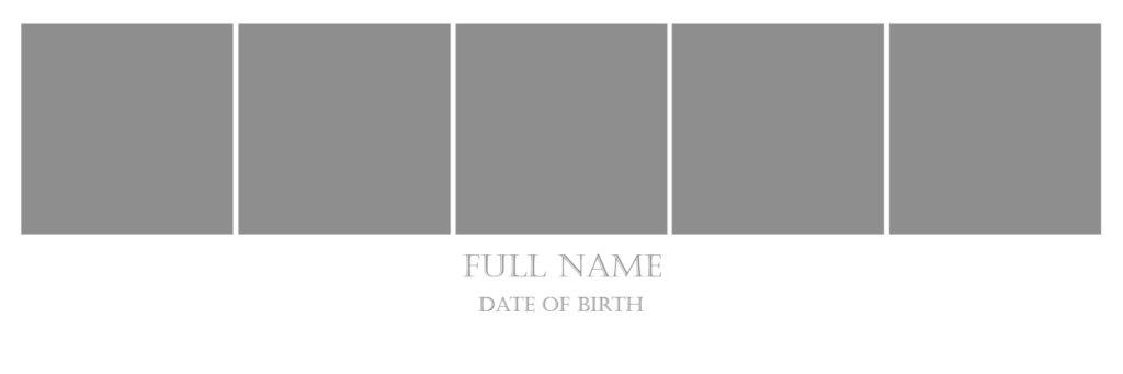 Storyboard - Name Board